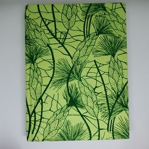 "Recycled Cotton Journal in Green-6""x8"""